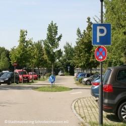 Parkplatz am Klostergarten
