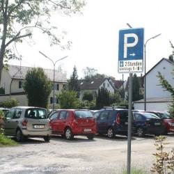 Parkplatz am Altenheim
