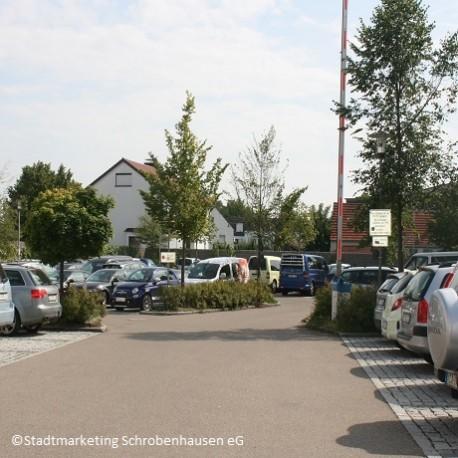 Pohler Parkplatz (Zufahrt Expert)