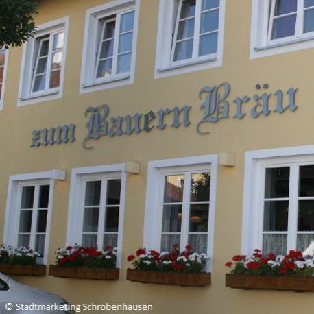 Altstadthotel Bauern Bräu