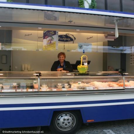 Mobiler Fischhandel