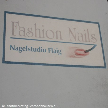 Fashion Nails Flaig