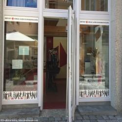 Bayerisches Rotes Kreuz: Der Laden