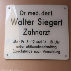 Zahnarzt Dr. Siegert