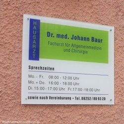 Dr.med. Johann Baur