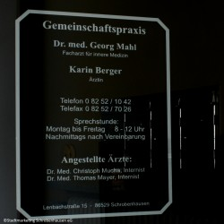 Dr. Georg Mahl