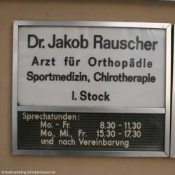 Dr. med. Jakob Rauscher