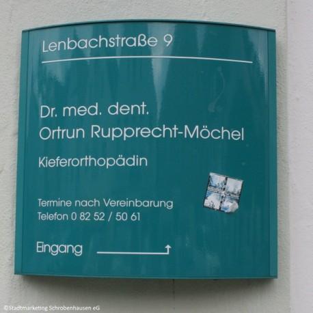 Kieferorthopädin Dr. Ortrun Rupprecht-Möchel