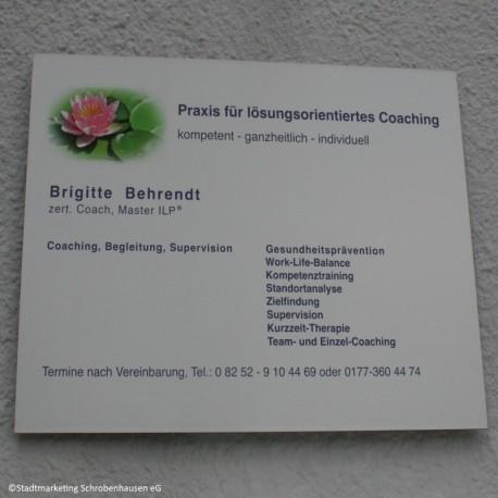Praxis für lösungsorientiertes Coaching