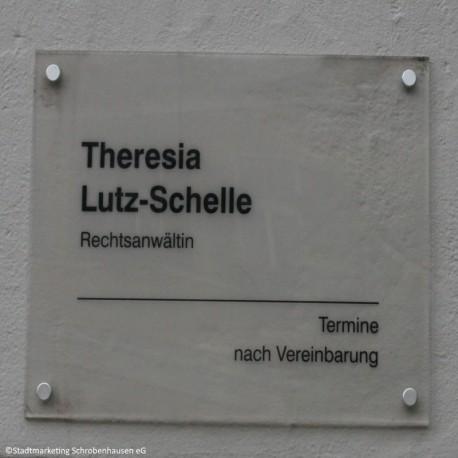 Rechtsanwältin Lutz-Schelle