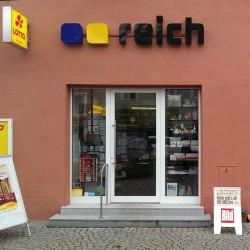 Reich - Lotto und Zeitschriften