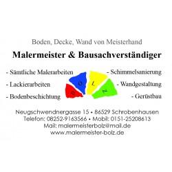 Malermeister Bolz
