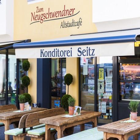 Bäckerei Konditorei Seitz Café Neugschwendner