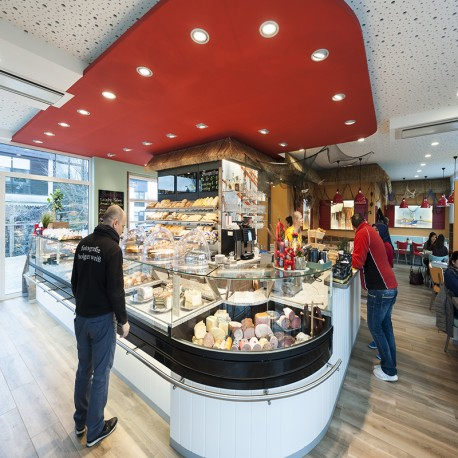 Bäckerei Konditorei Seitz Plattn-Café