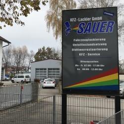 Sauer KFZ-Lackier GmbH